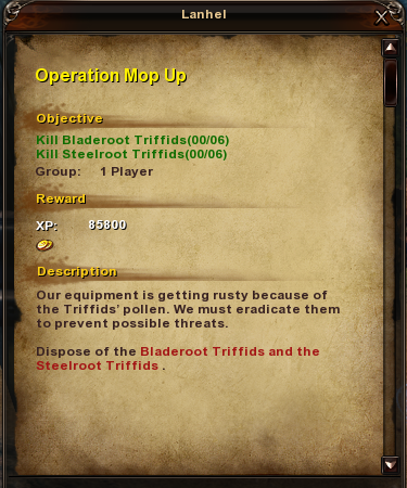 67 Operation Mop Up