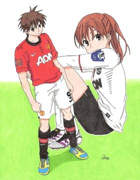 Kakeru & Nana, Manchester United