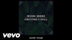 Ariana Grande - Winter Things (Audio)