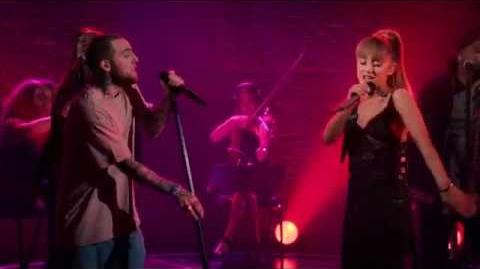 Mac Miller - My Favorite Part (feat. Ariana Grande) (Live)