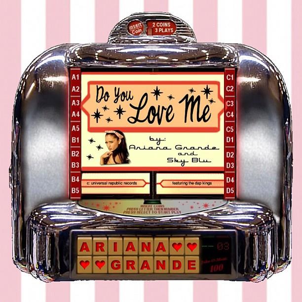 Do You Love Me | Ariana Grande Wiki | Fandom powered by Wikia: http://arianagrande.wikia.com/wiki/Do_You_Love_Me