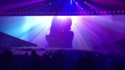 Ariana Grande - Intro Interlude (Dangerous Woman Tour)