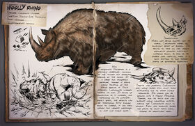 Woolly Rhino Dossier