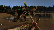 ARK-Triceratops Screenshot 006