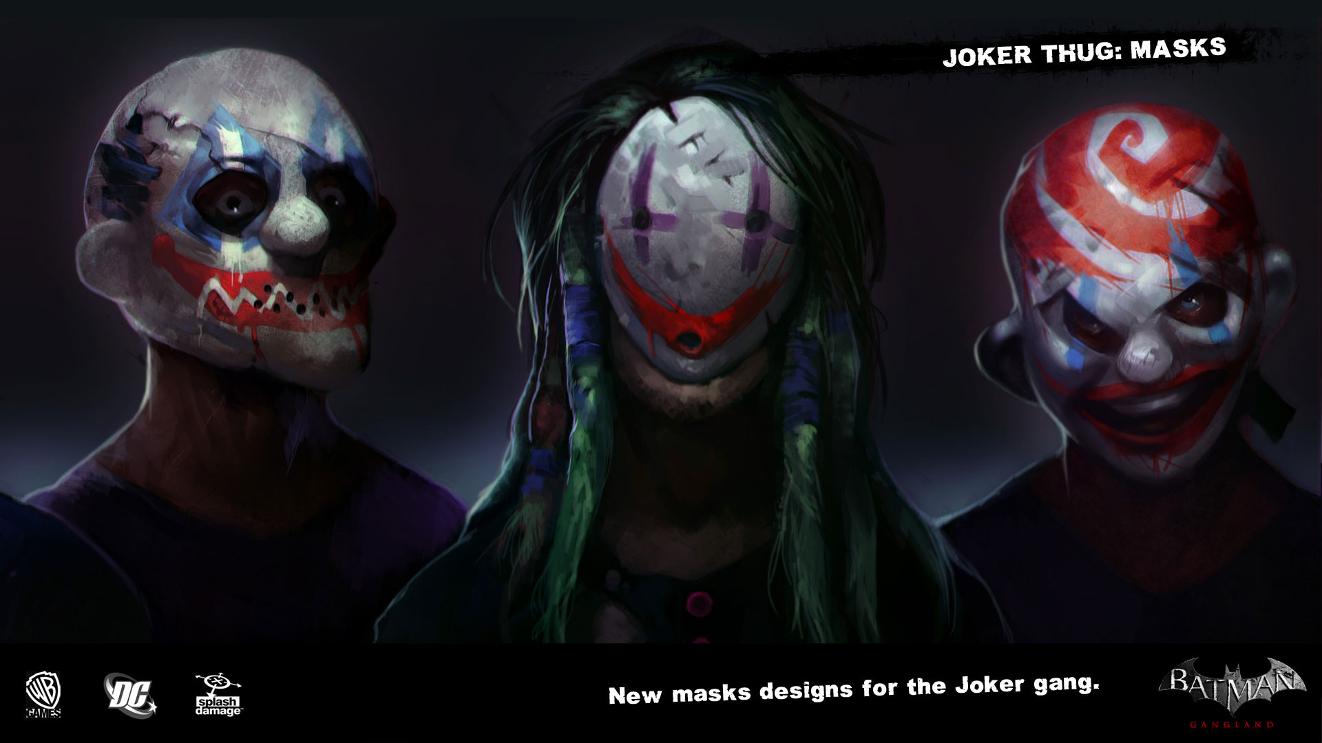 Batman Arkham Origins Multiplayer Joker Batman Arkham Origins