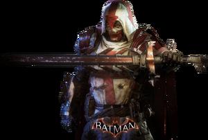 Arkham Knight Azrael