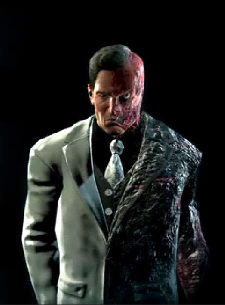 Arkham asylum two face images amp pictures becuo