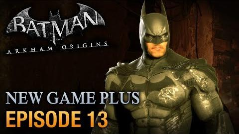 Batman Arkham Origins - Walkthrough - Episode 13 Bane's Hideout PC 1080p
