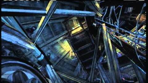 arkham city wonder tower how to get
