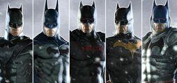 Batman ArkhamOrigins SeasonPass skins