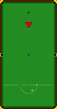 Snooker start