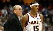 Boeheim and melo