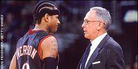 Allen Iverson the Ball-Hog: The NBA's Biggest Myth