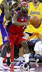 NBA09 LAC Davis