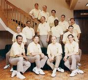 1992 coaches