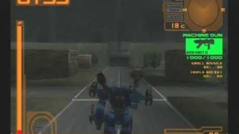 Let's Play Armored Core 2 - Investigate Murakumo Dome
