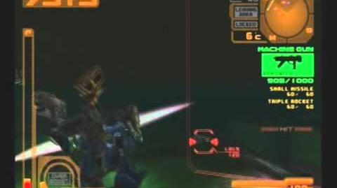Let's Play Armored Core 2 Extra Missions - Zio City Suppression