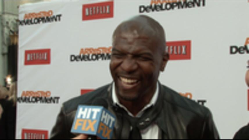 Arrested Development - Terry Crews Interview