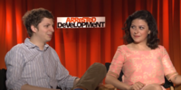 2013 Arrested Development Q&A Sessions