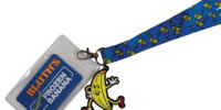 Arrested Development lanyard