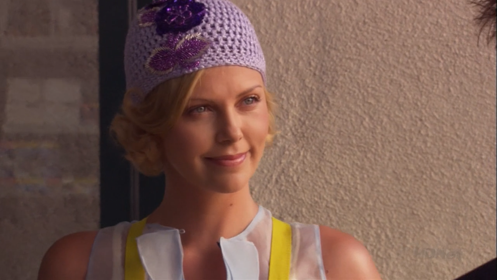 Charlize Theron arrested development