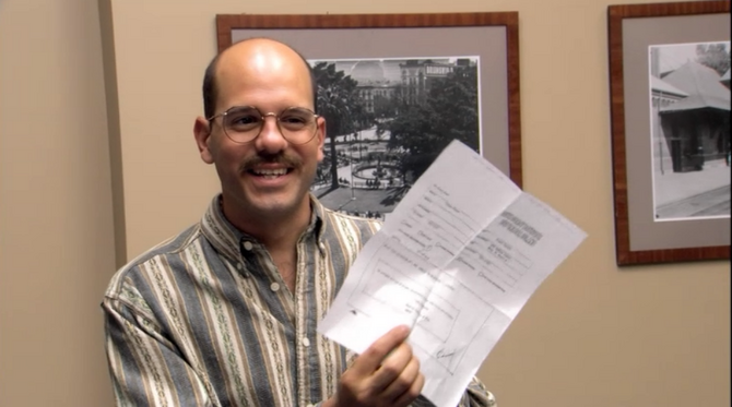 Fire Sale Audition, Tobias Funke