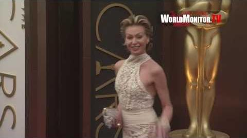 Portia de Rossi arrives at 86th Annual Academy Awards Redcarpet