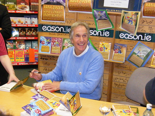 henry winkler height