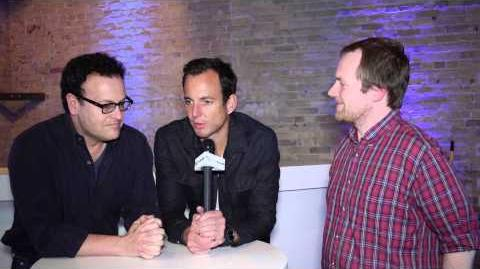 Alternate Take Will Arnett and Mitch Hurwitz at SXSW