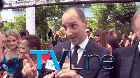 "Emmys 2014 - Tony Hale ""Veep"" & ""Arrested Development"" Interview - TVLine"