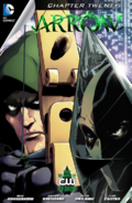 Arrow chapter 20 digital cover