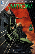 Arrow chapter 18 digital cover