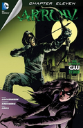 Arrow chapter 11 digital cover