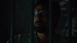 Slade imprisoned on Lian Yu