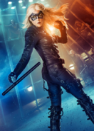Black Canary fight club promotional