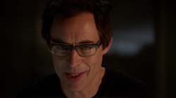 Eobard teaches Barry to phase