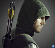 Oliver as The Hood promo image