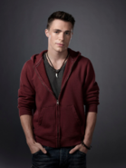 Roy Harper character promo