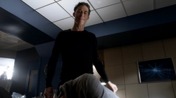 Eobard figures that Barry has time traveled
