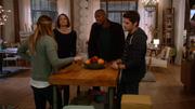 Kara with Alex, James and Winn