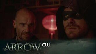 Arrow Inside Arrow The Sin-Eater The CW