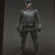 John Diggle mask concept artwork