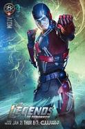 The Atom DC's Legends of Tomorrow promo