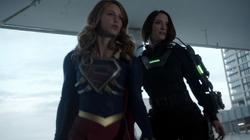 Supergirl and Alex vs Metallo