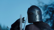 Damien Darhk as Dark Knight