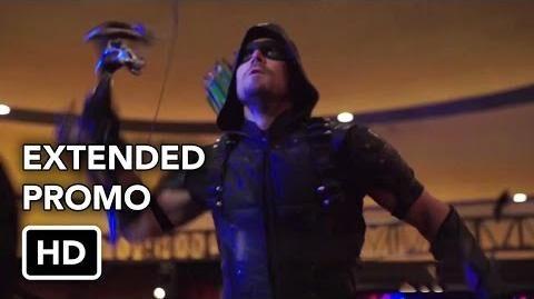 "Arrow 4x14 Extended Promo ""Code of Silence"" (HD)"