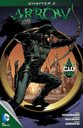 Arrow chapter 5 digital cover