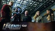 DC's Legends of Tomorrow Fellowship of the Spear Trailer The CW