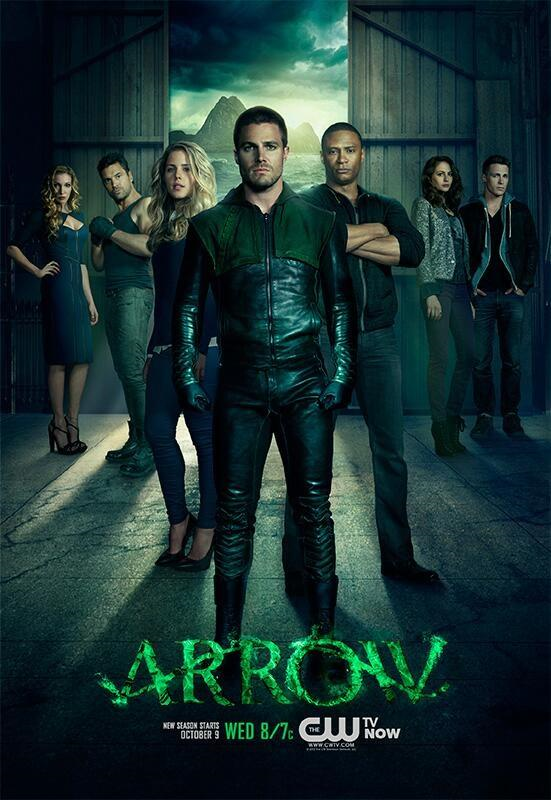 Arrow Temporada 2 Latino