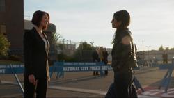 Alex meets Maggie